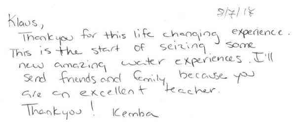 Adult Swim School Review - 13 Kemba